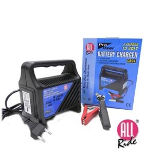 Carregador Baterias Automovel 12V 4A - MX00397