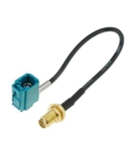 MX0196937 - Adaptador Auto-Radio para Antena Fakra F. Sma B - MX0196937