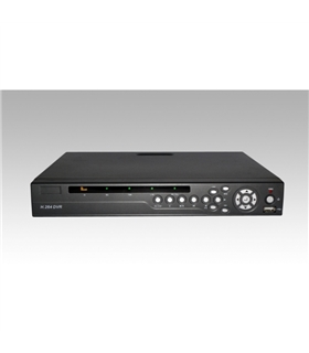 Dvr 4 Canais 25fps D1 Hdmi H264 Protos - DVR4