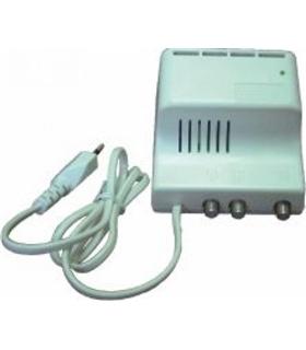 TVF24V - Alimentador 24V Para Amplificador de Mastro 2 Saída - TVF24V