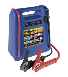 Gyspack Auto 18A - Booster Auto 12V 18Ah - GYS026230