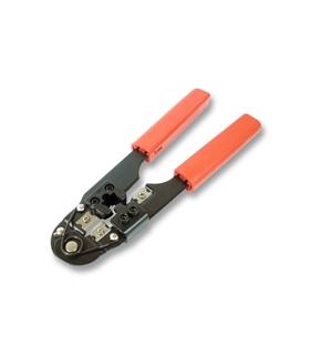 Alicate para cravar fichas RJ50 - HT2092