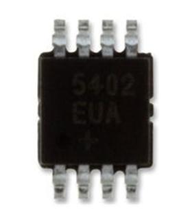 MAX4072AUA+ Current Sense Amplifier 2.4 µA, µMAX, 8 Pins - MAX4072AUA+
