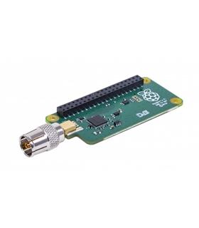 DVB TV uHAT - Sintonizador TDT para Raspberry Pi - RASPDVBTVUHAT