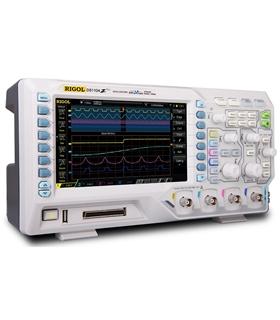 DS1104Z PLUS - Osciloscopio Digital 4 canais 100Mhz - DS1104ZPLUS