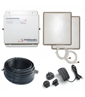 SD-RP1002-G - Repetidor GSM+3G 900MHz Stella Home - SD-RP1002-G
