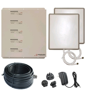 SD-RP1002-LGDWH - Repetidor 5 Band Stella Home - SD-RP1002-LGDWH