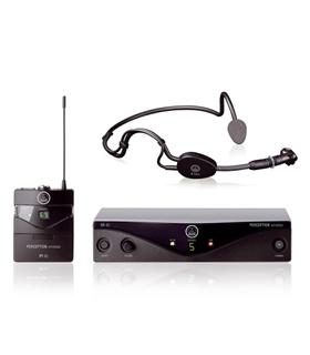 AKG PW-45 - Sistema de Microfone Wireless - AKGPW45