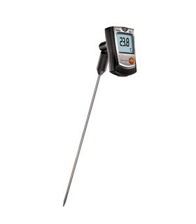 TESTO905-T1 - Termometro de Penetracao -50ºC +350ºC - TESTO905-T1