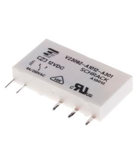 V23092-A1012-A302 - Rele 12Vdc, 6A, SNR Series, SPST-NO - V23092A1012A302