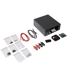 DPSCASE - Caixa para Fonte DPS5005 com Ventilador - DPSCASE