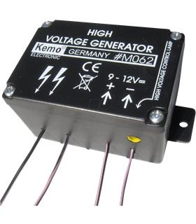 M062 - Gerador De Alta Tensão Para Vedações - Kemo - M062