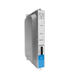 Alimentador 3,3+5,2+12+24 Vdc 50W c/ conector 20 pin - FA-410