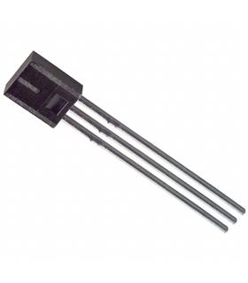 HLC1395-001 - Sensor Fotoelétrico, 30V, 0...1.02mm, <15µs - HLC1395-001