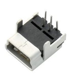 Ficha Mini Usb Para CI 90º - USBMINI90