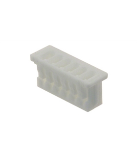 Ficha Molex 6 Pinos 1.25mm - MX510210600