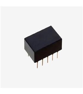 TQ2-L2-24V - Relé Eletromagnético, DPDT, 24V, 0.5A/125VAC - TQ2L224