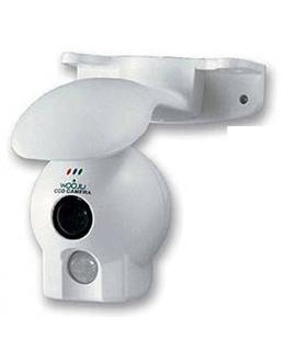 WJ275 - Kit De Vigilancia P/B Camara C/Sensor Branco - WJ275