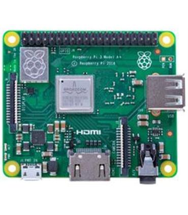 RASPBERRYA3+ Raspberry Pi Modelo A3+ 1.4GHz, 512Mb - RASPBERRYA3+