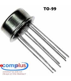 LF398H,  Precision Sample and Hold Amplifier - LF398H
