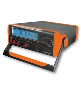 72-8720 - Multimetro Bancada TRMS 1kV 10A - 72-8720