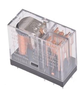 G2R-2-48VDC - Rele Omron 48VDC 2Int. 5A - G2R248VDC