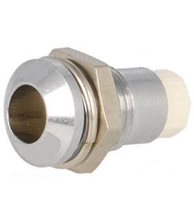 Suporte 5mm para LED - metálico - 5VA