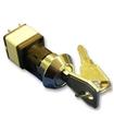 SRLM-5-Q-S - Interruptor Chave DPST, Off-On 4A 250V