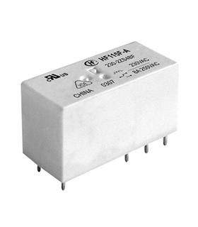 HF115F-A-230-1ZS3 - Rele SPDT 230VAC 16A - HF115FA2301ZS3