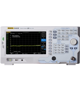 DSA832E - Spectrum Analyzer 9 kHz to 3.2 GHz - DSA832E