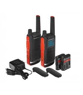 TLKR T82 - Walkie talkie robusto, PMR446, IPX2 - TLKRT82