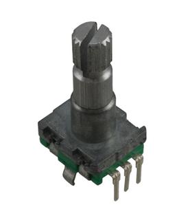 PEC11R-4215K-S0024 - Encoder 6mm 24 Pulsos - PEC11R4215KS0024