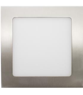 Painel LED Quadrado 6W 3000k Branco Quente - LL084/6WWAE