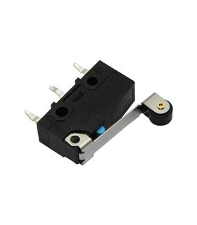 SSG5L2P - Micro Switch SPDT 5A com Rolete - SSG5L2P