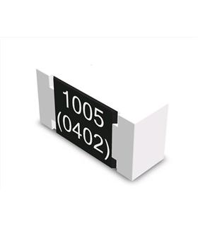 Condensador Ceramico Smd 1.2nF 100V Caixa 0402 - 331N2100V0402