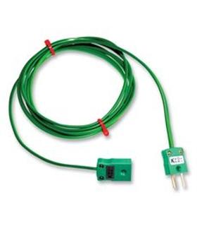 EXT-K-C1-2.0-MP-MS - Termopar K -40ºC 750ºC Inox 250mm - EXTKC120MPMS