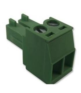Plug Screw Terminal 02 Way 3.81mm - 69BL381/02