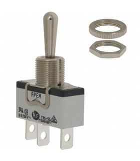 Interruptor de alavanca 1 posição estável - - MX0100295