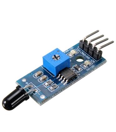Modulo Flame Sensor Chama 5mm - S0133