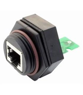 130055-0016 - Conector Modular, RJ45, 1 x 1 Port, 8P8C - 130055-0016