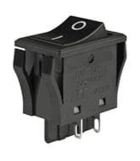 JWM21RAA - Interruptor Basculante 10A DPST - JWM21RAA