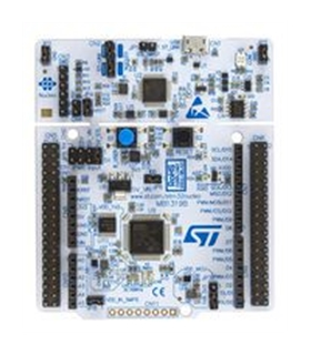 NUCLEO-L452RE-P - Development Board, Nucleo, STM32 MCUS - NUCLEOL452REP