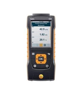 Testo 440 - Medidor para ar condicionado - TESTO440