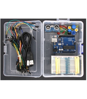 Starter Kit Arduino Uno + Caixa - MXB0031