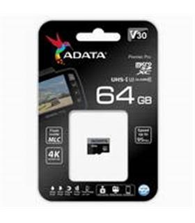 Cartão micro SDXC CARD 64Gb ADATA CLASS10 - SDXC64GBA