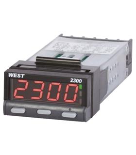 N2300Y1211 - Termostato 100 Vac, 240 Vac, 2 OUT - N2300Y1211