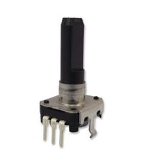 EC12E2424407 - Encoder 12mm 24 Pulsos C/ Swich - EC12E2424407