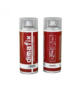 Spray de fixação para impressoras 3D - DIMAFIX
