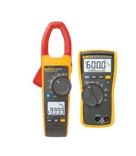 Pinça Amperimetra Fluke 376 FC com oferta de um Multimetro - FLK-376/KIT114