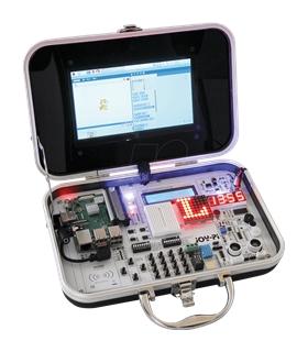 JOYPI - Mala Educacional de Experiencias para Raspberry Pi - JOYPI